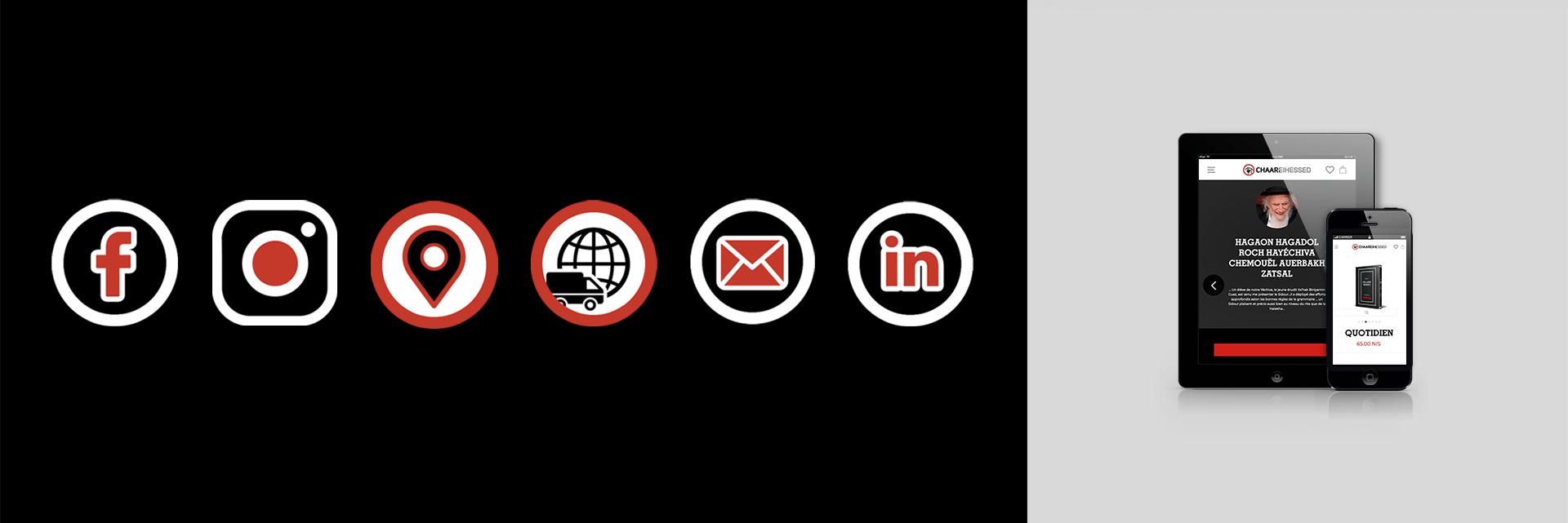 CHAAREIHESSED Social Logo